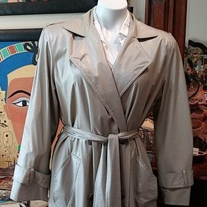 Christian dior vintage trench coat